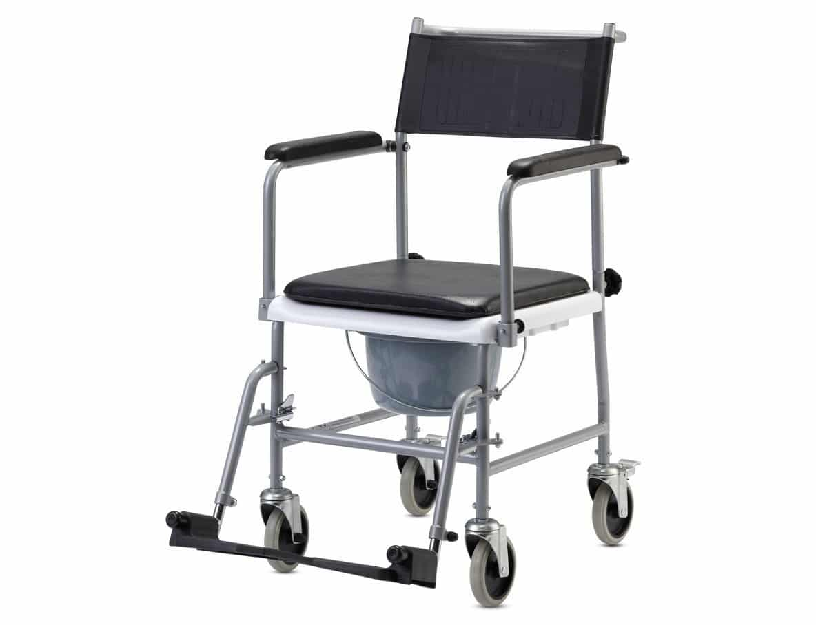 Rollstuhl Toilettenrollstuhl