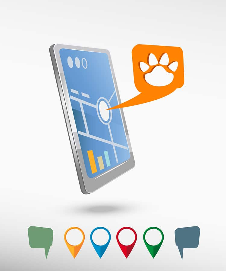 GPS Ortung von Haustieren