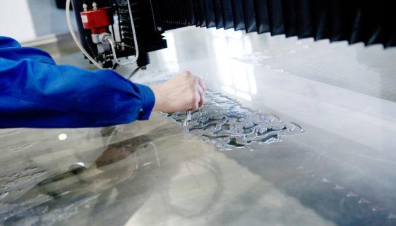 Plexiglass Bearbeitung